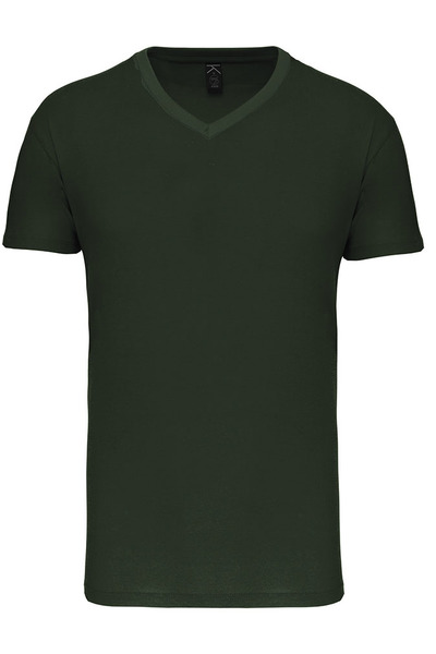 Resized shiki eco men camiseta personalizada textilo forestgreen