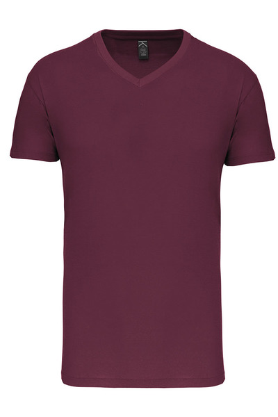 Resized shiki eco men camiseta personalizada textilo k3028 wine
