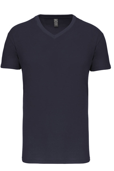 Resized shiki eco men camiseta personalizada textilo navy