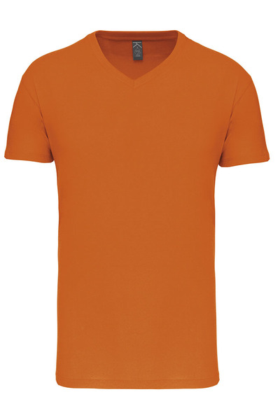 Resized shiki eco men camiseta personalizada textilo orange