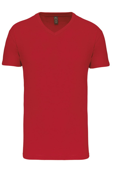 Resized shiki eco men camiseta personalizada textilo red