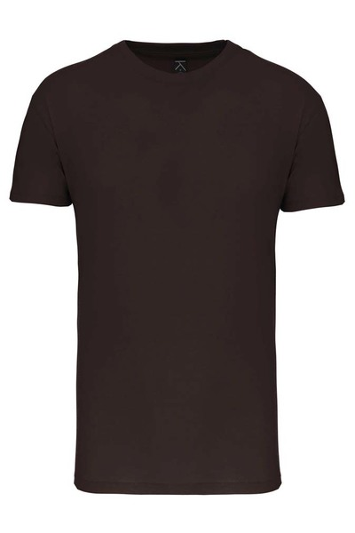 Resized bio 150 camiseta personalizada textilo chocolate