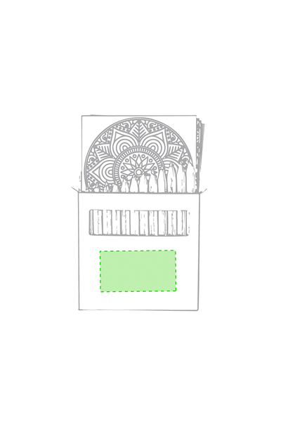 Resized textilo infantil set mandala libro colorear personalizado boltex 5645 a1