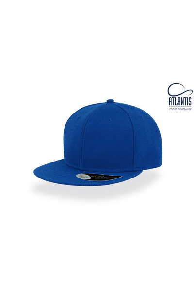 Resized snap back azul real  4