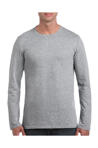 Resized 64400 adult long sleeve t shirt rs sport grey