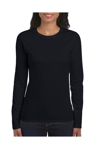 Resized 64400l ladies long sleeve t shirt black